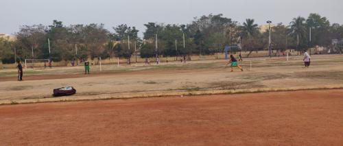 Girls Cricket ground