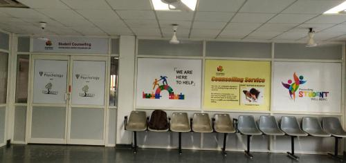 Vishnu Psychology centre for students