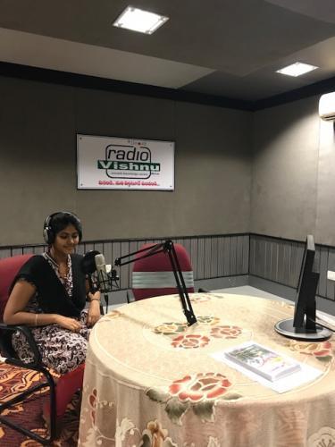 Vishnu FM Course for students