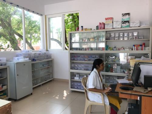 Vishnu pharmacy Store